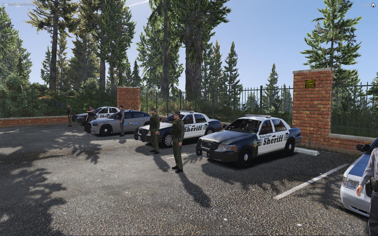 Lineup, Police Meeting
